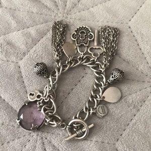 Lex and ani charm bracelet